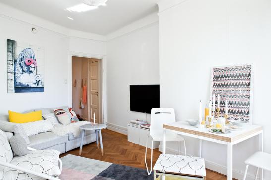 DECOuvrir-appartement Mimmi Staaf