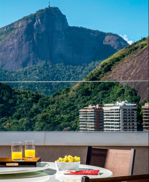 apartment design à Rio