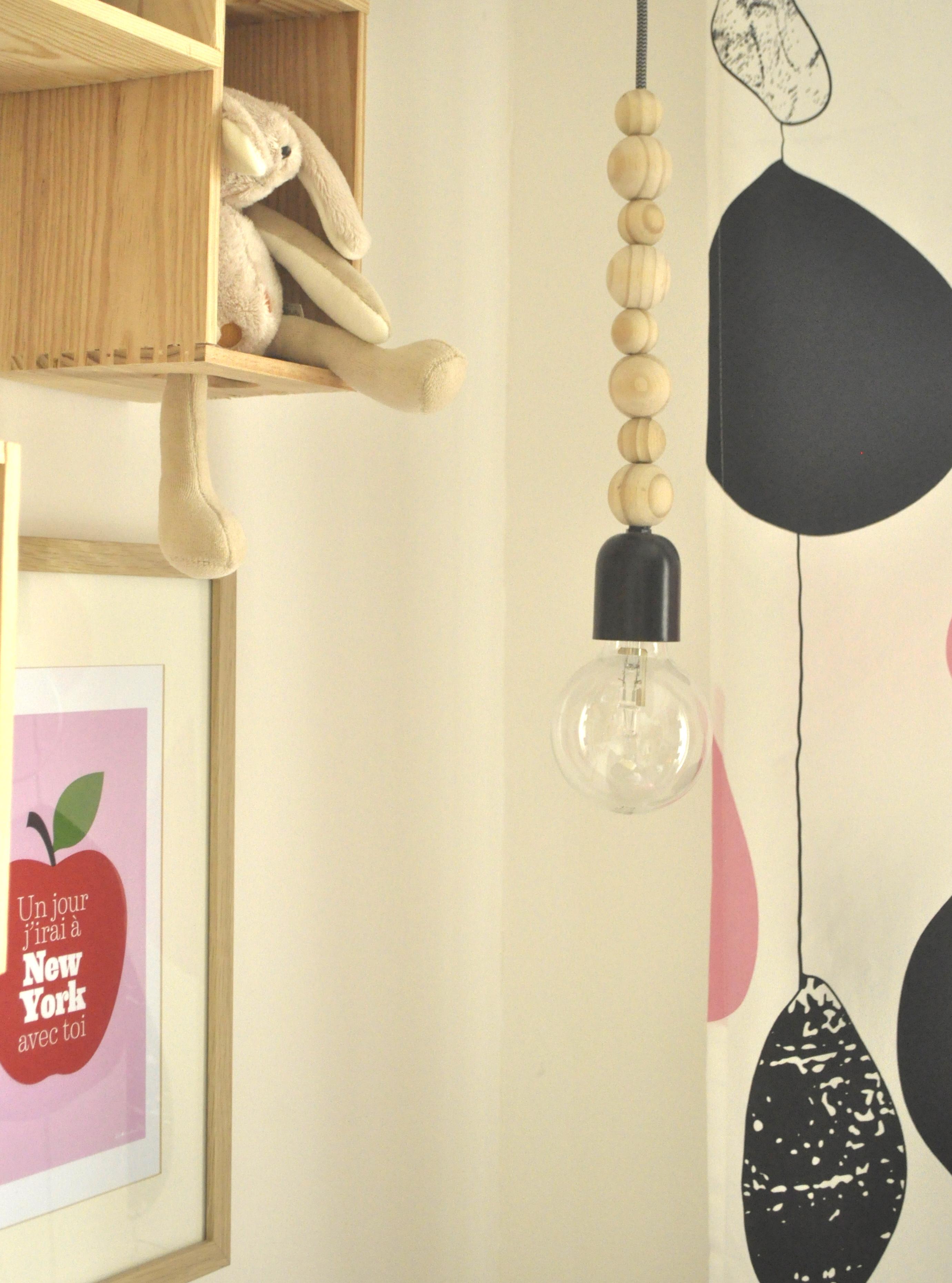 DIY Création d une étag¨re design sur mesure pour la chambre de