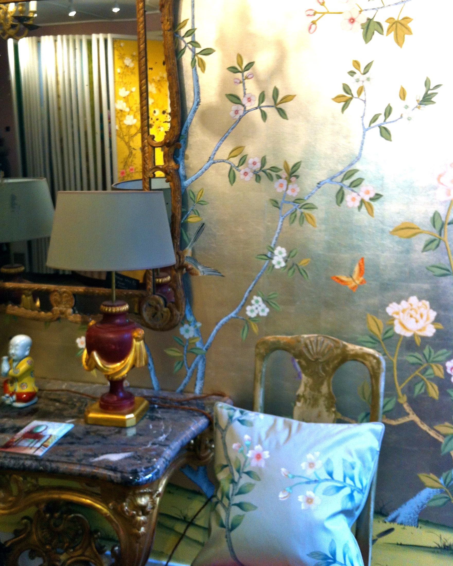 Paris Deco Off 2014 De Gournay