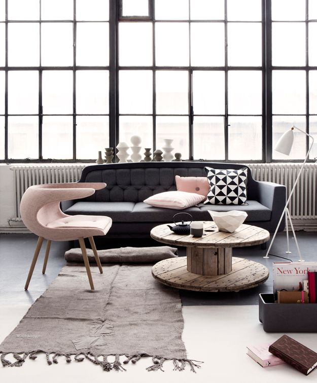 Look X Decor do dia: Glamour e romantismo Pink Flamingo.