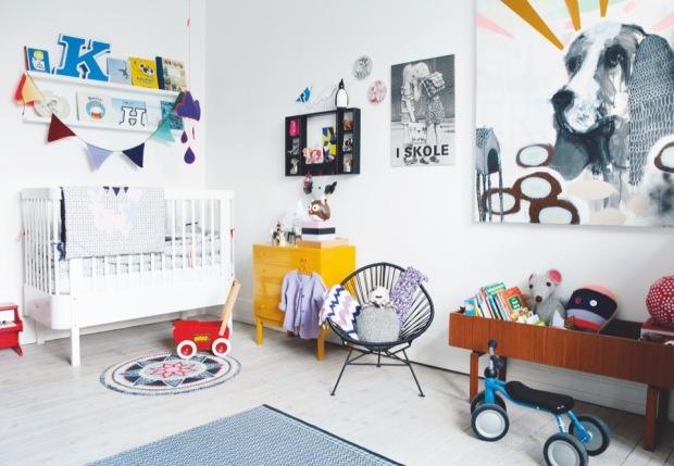 It's a boy: Inspirações  para um quartinho de menino!