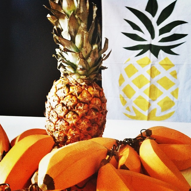 Ananas passion instagram