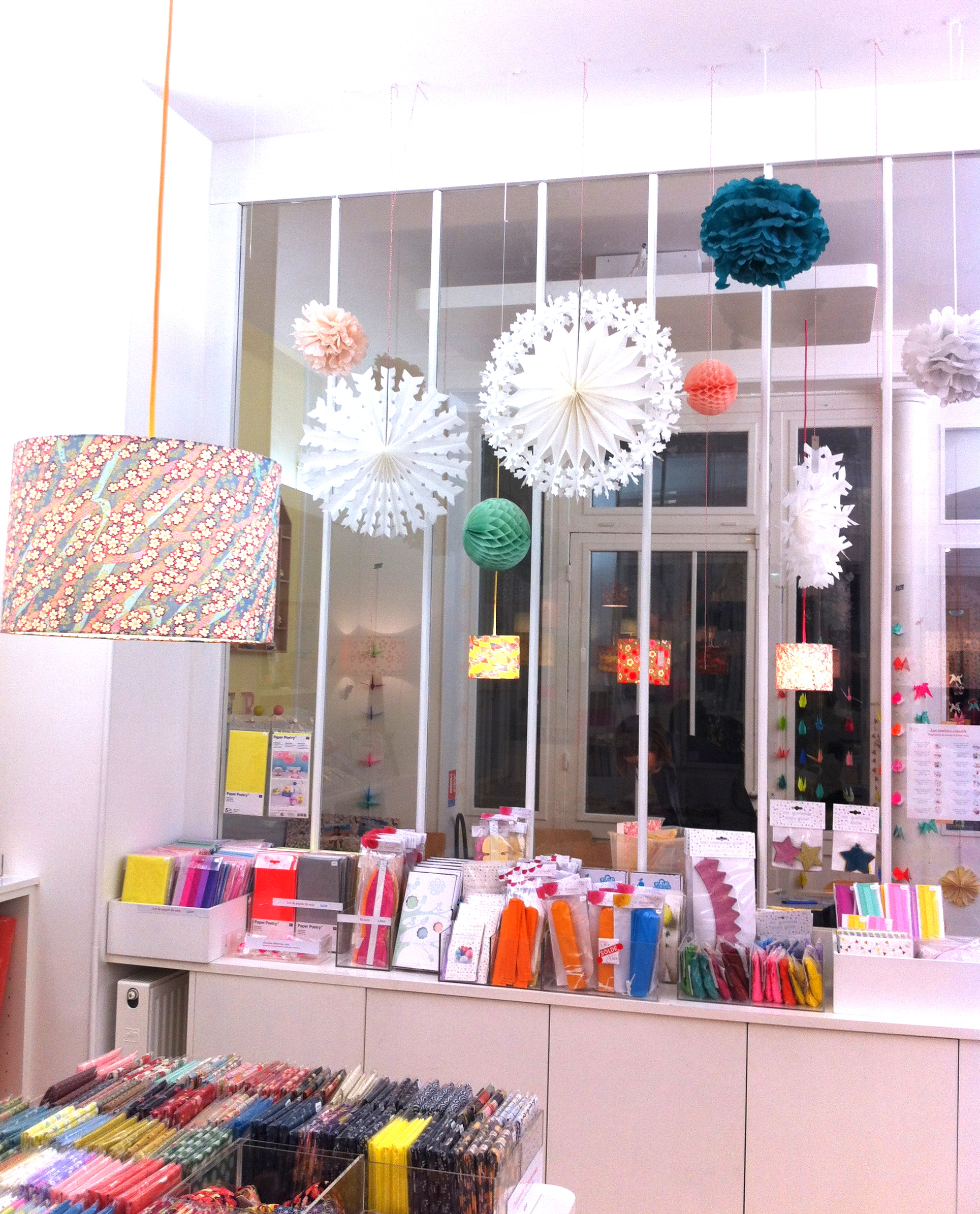 magasin parisien Adeline Klam