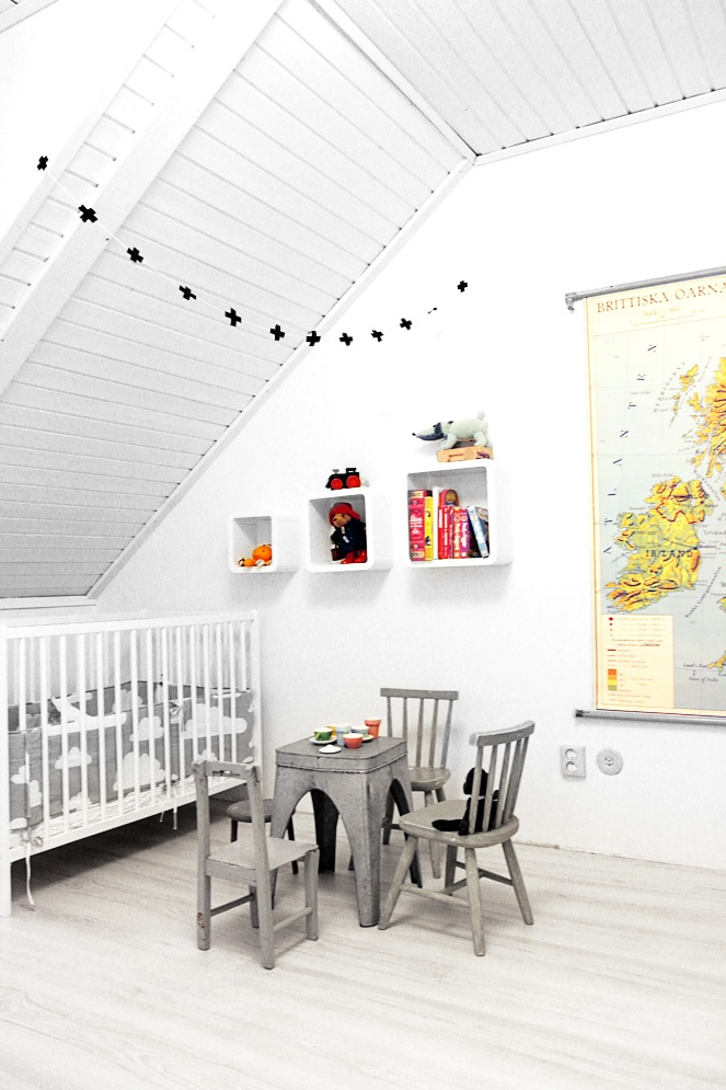 inspirations pour chambre bébé