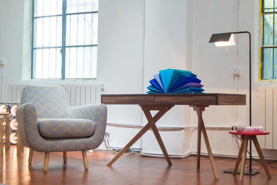 fauteuil Jonah - Bureau Darcey