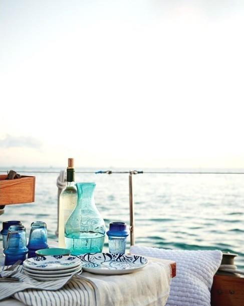 Tables d'été