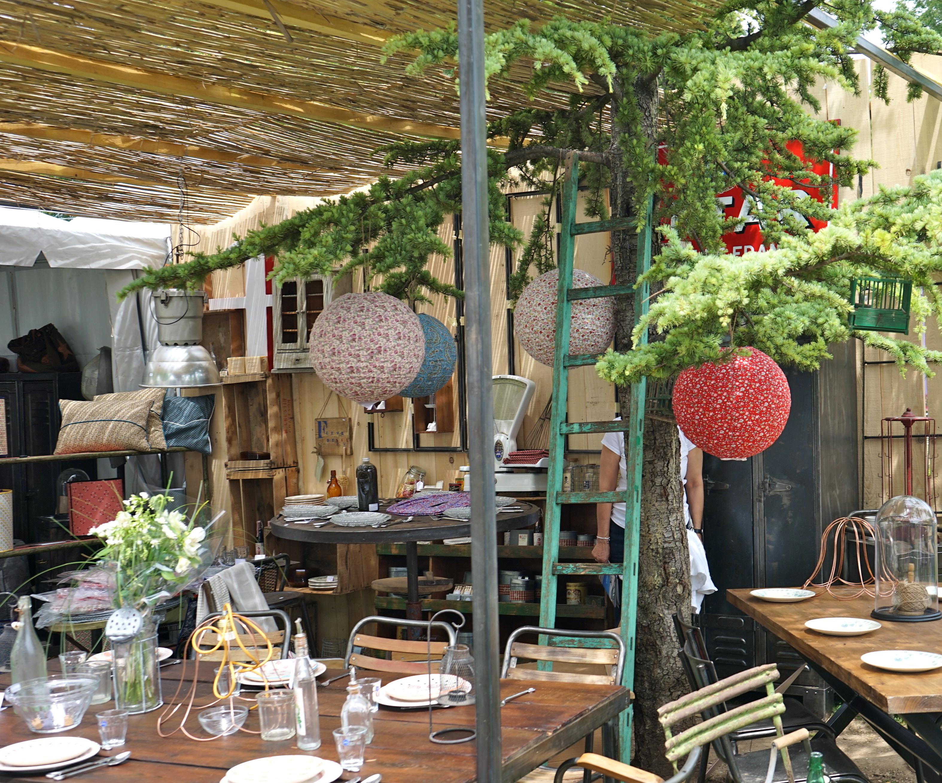 Salon Vivre Coté Sud - blog Découvrir design