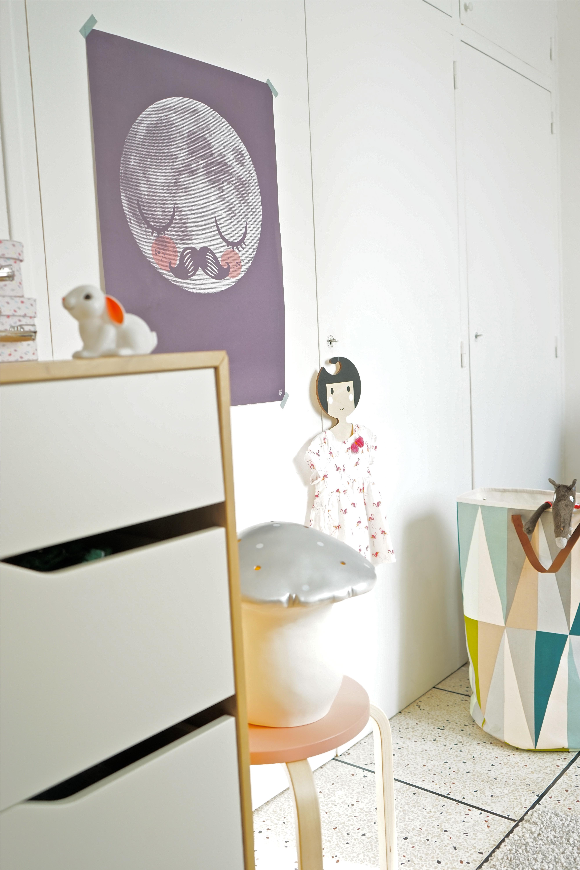 La chambre de Valentina - blog DECOuvrir design