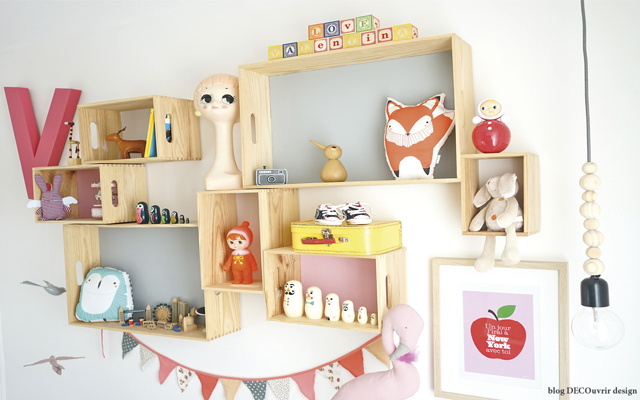 La chambre de Valentina - blog DECOuvrir design ;5