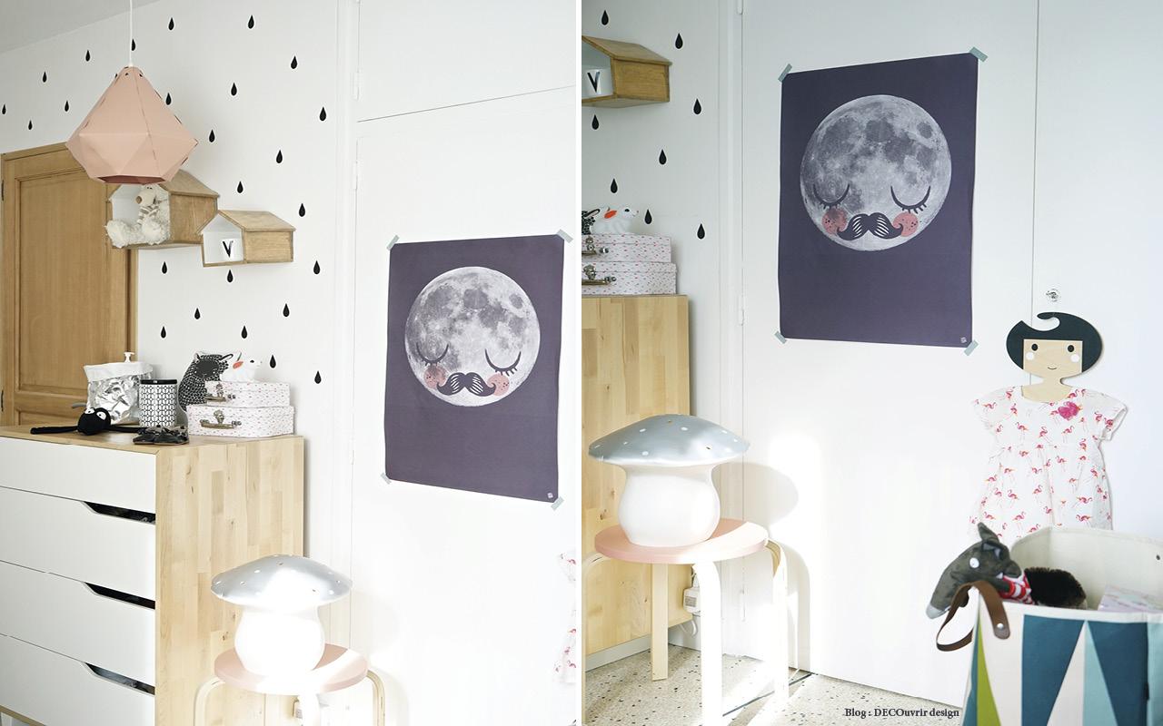 La chambre de Valentina - blog DECOuvrir design3