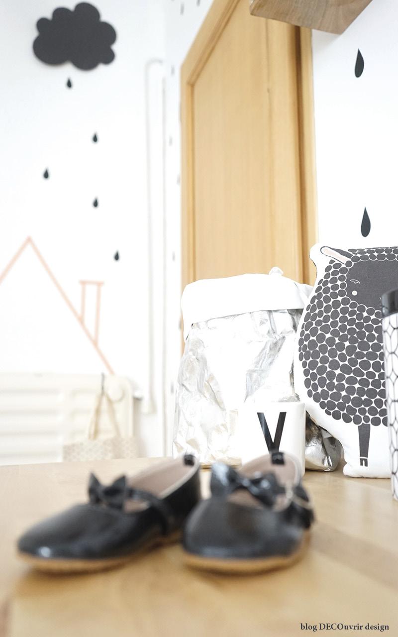La chambre de Valentina ; - blog DECOuvrir design4