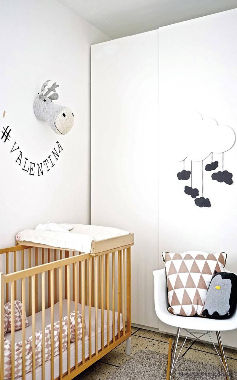 La chambre de Valentina ; - blog DECOuvrir design6