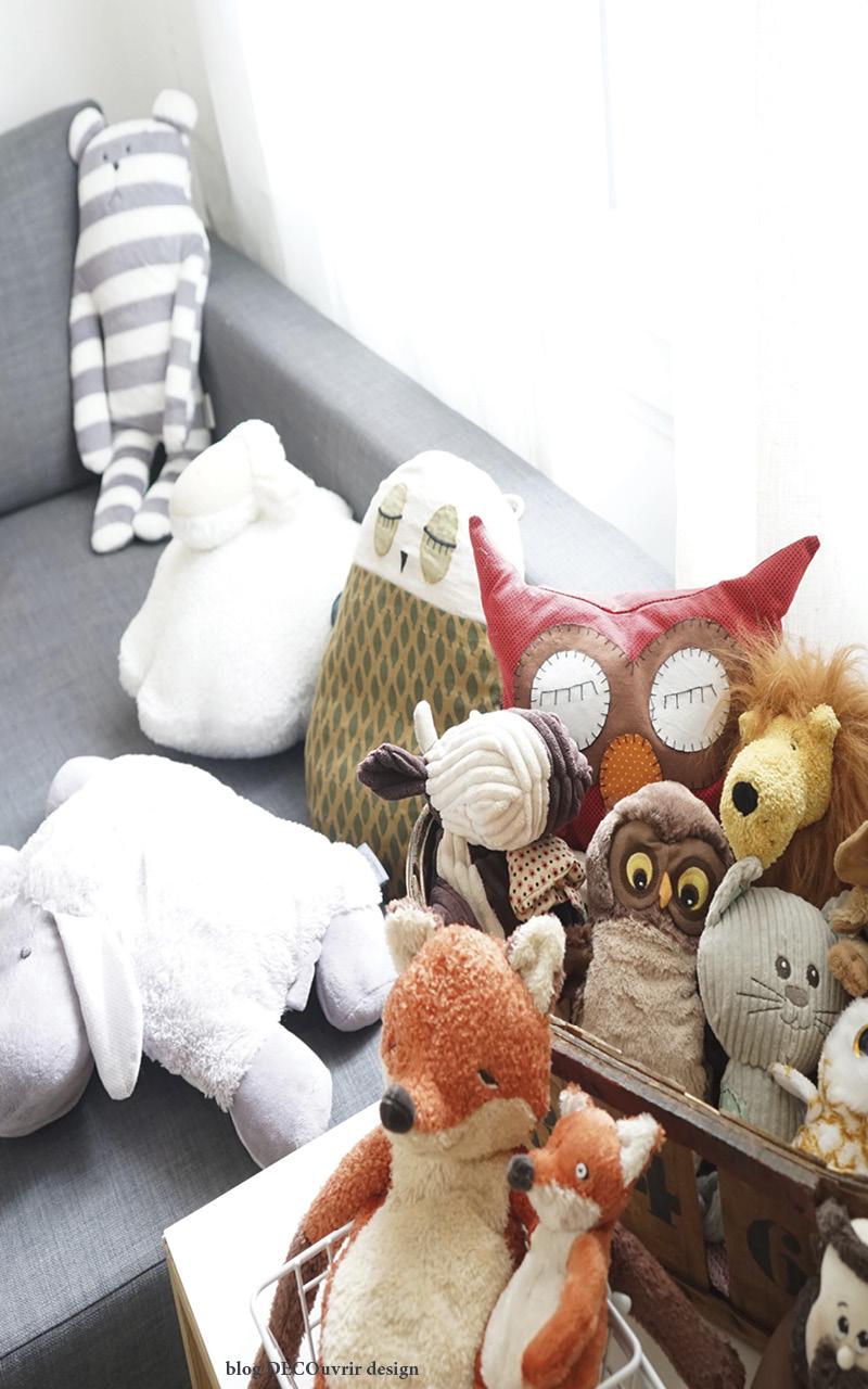La chambre de Valentina ; - blog DECOuvrir design7