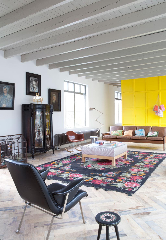 Un garage transformé en maison - blog DECOuvrir design