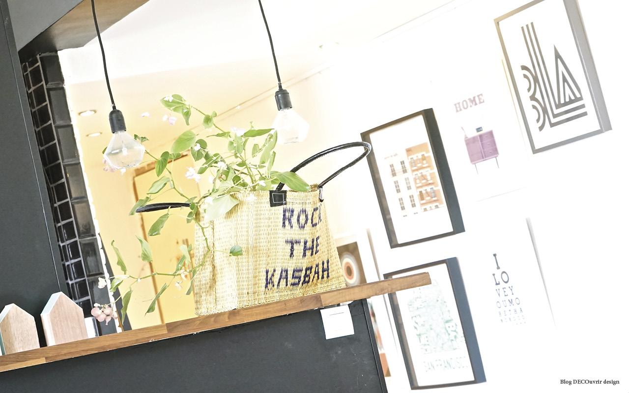 Na minha casa // Transformar uma sacola de palha em vaso de plantas // A tendência decor sustentável do momento!