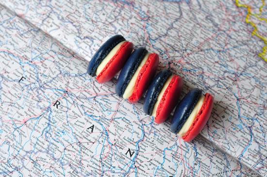 Inspiração decor nos tons franceses: azul, branco e vermelho! // Resultados do concurso Ferm Living //