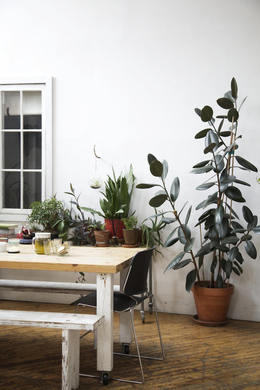 Un loft clectique dans un ancien entrep t williamsburg decouvrirdesign - Entrepot deco design ...
