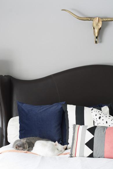DIY – Criando estampas étnico boêmias para velhas almofadas