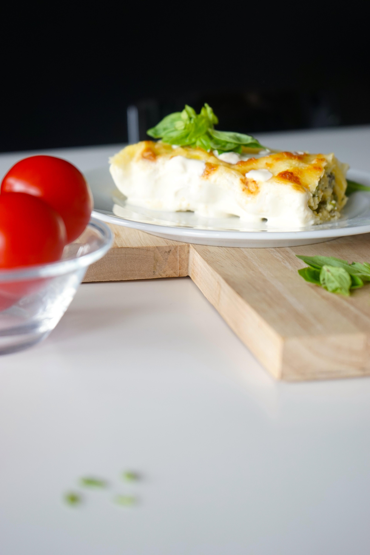 Cannellonis maison aux légumes bio et ricotta