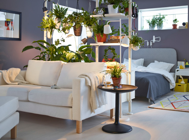 id es pour s parer les pi ces sans cloisonner les espaces. Black Bedroom Furniture Sets. Home Design Ideas