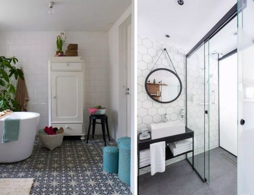 Idee Salle De Bain Carreau Ciment Of Carreaux De Ciment Archives Decouvrirdesign