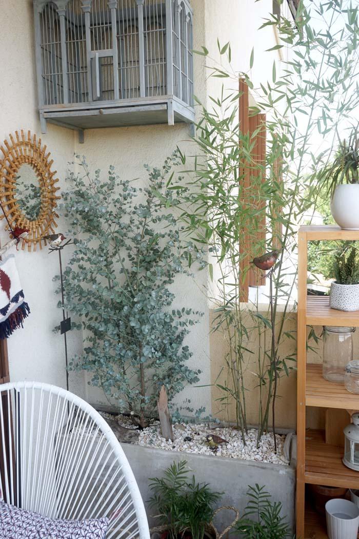 Avant-après : Ma terrasse prend des airs bohème-chic pour cet été ...