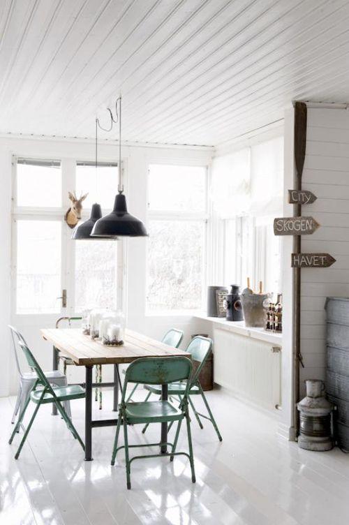 Quand Le Style Scandinave Rejoint Le Design Industriel Pour Notre