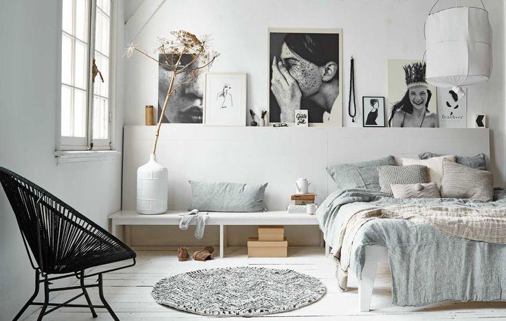 Diy cr er une t te de lit multifonctions decouvrirdesign - Realiser une tete de lit ...