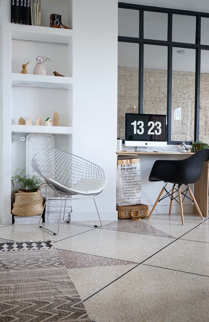 26 chambre style atelier industriel argenteuil - Chambre Style Atelier Industriel