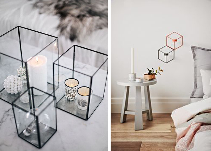 Un bougeoir design pour une d co scandinave decouvrirdesign - Deco scandinave design ...