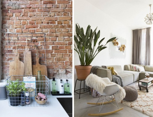 Style scandinave archives page 2 sur 5 decouvrirdesign - Decoration appartement scandinave ...
