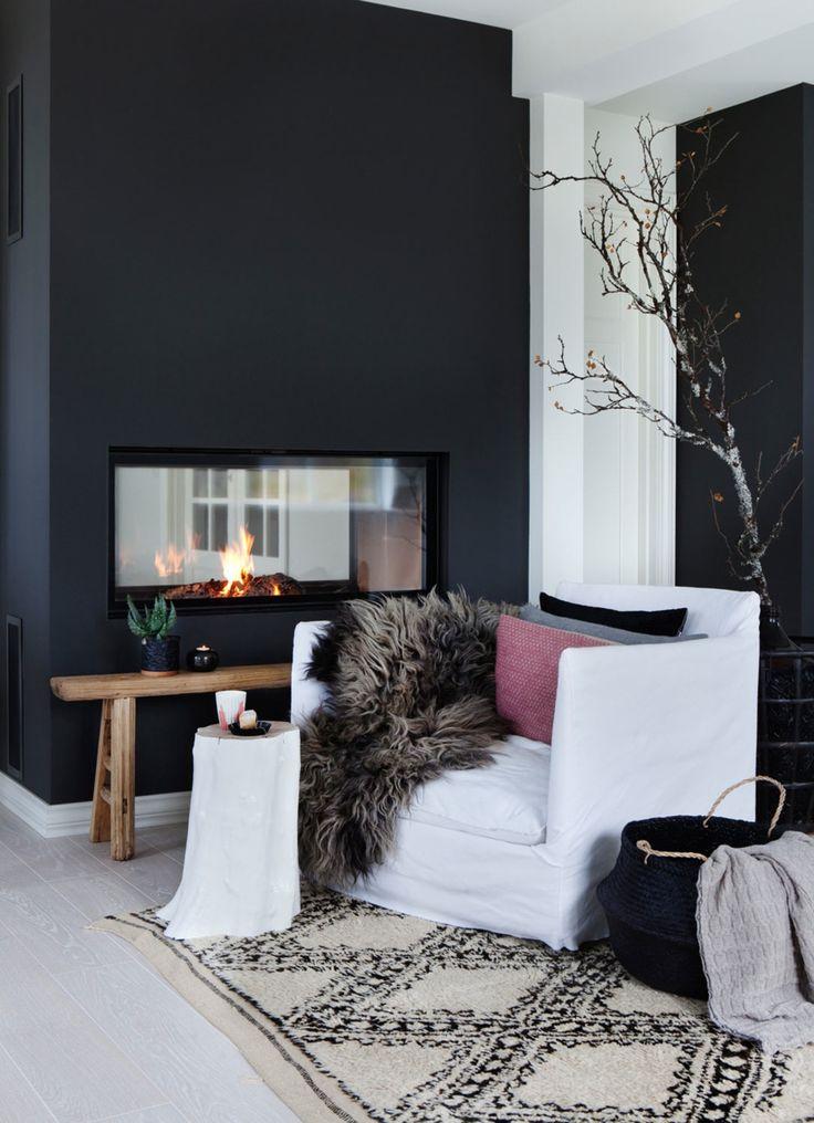 5 astuces déco pour réchauffer la maison et marquer les