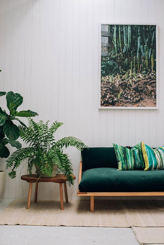 Focus Sur La Decoration Murale D Inspiration Vegetale Decouvrirdesign