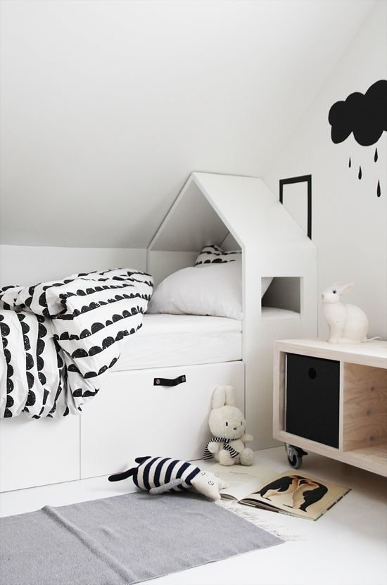 Les objets déco en forme de maison envahissent les chambres d ...