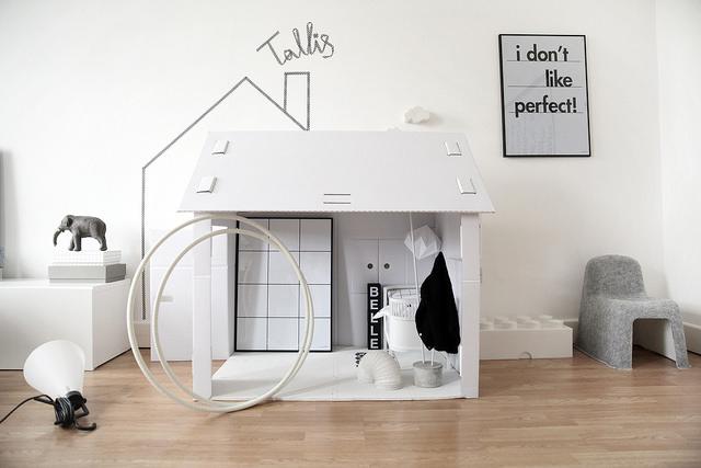 Les objets déco en forme de maison envahissent les