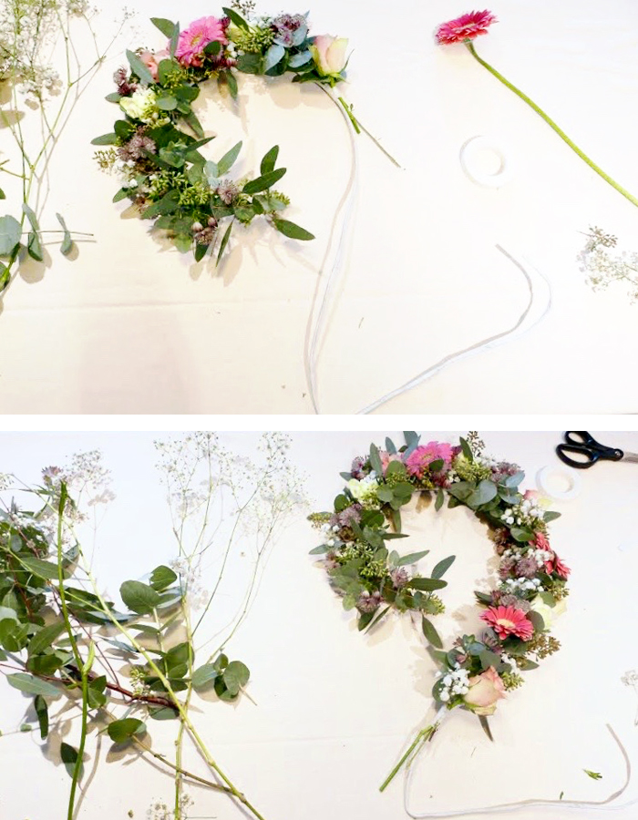 DIY-un-chiffre-de-fleurs-tableau-végétal3