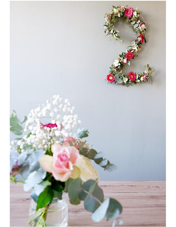 DIY-un-chiffre-de-fleurs-tableau-végétal5