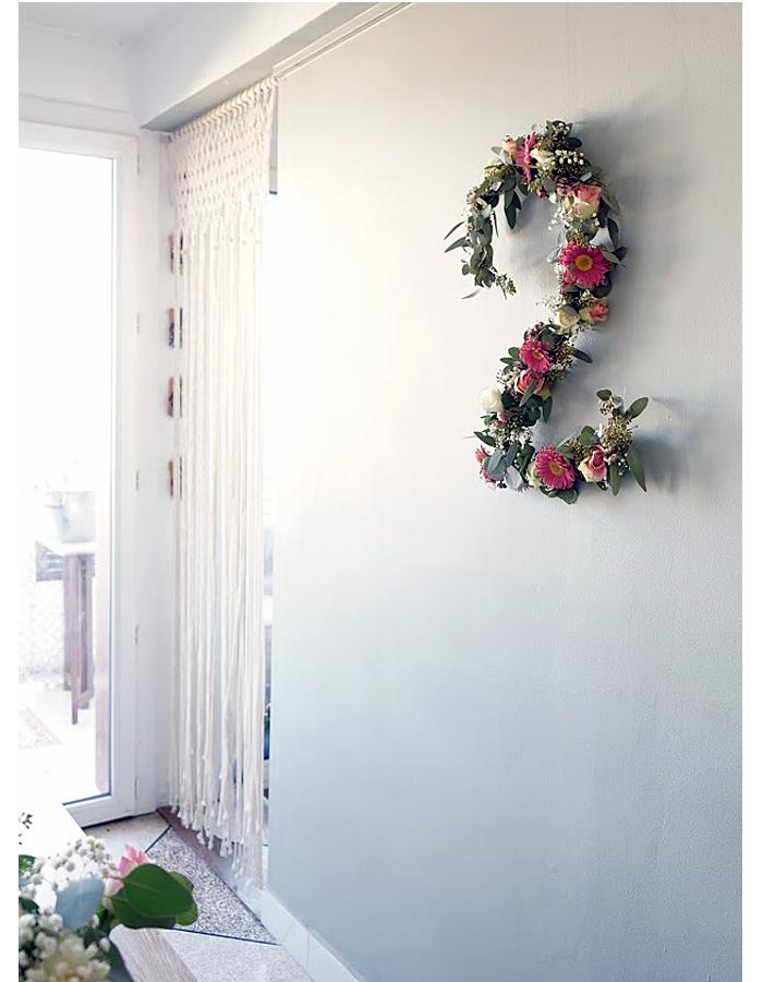 DIY-un-chiffre-de-fleurs-tableau-végétal6