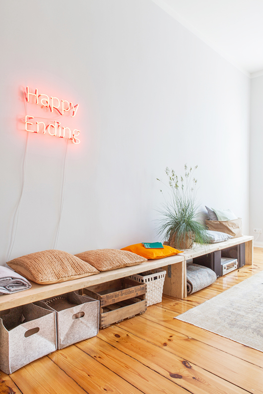 neon lights interior inspiration
