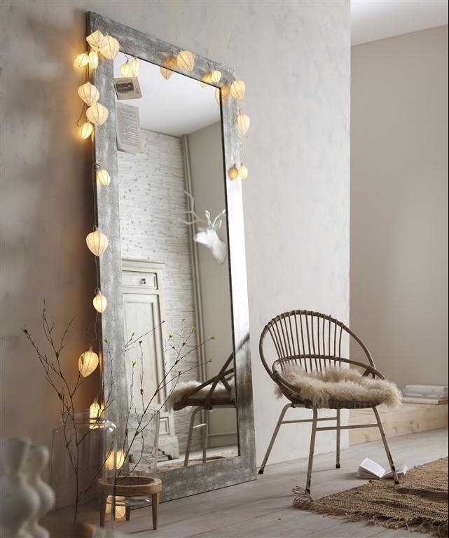 éclairage et décoration