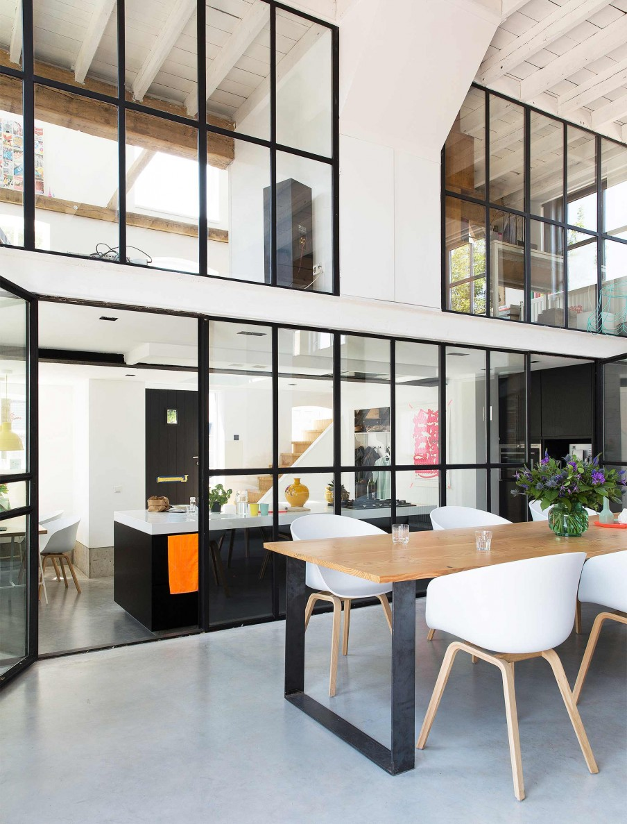 Stunning Maison Ancienne Renovee Contemporaine Images - Amazing ...