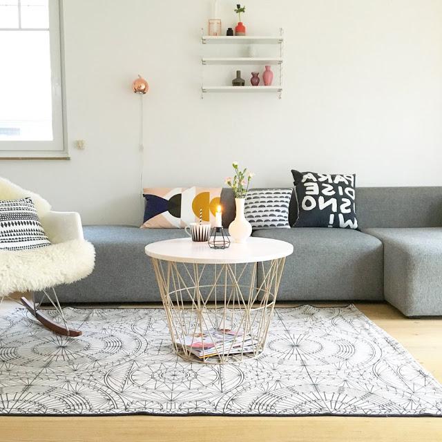 petit espace décor scandinave