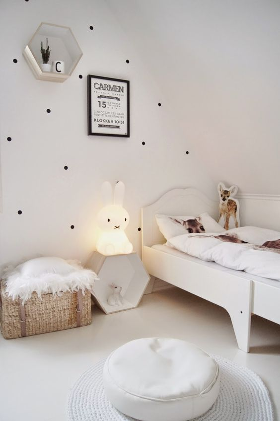 Miffy une lampe culte et intemporelle en d co for Pinterest deco chambre
