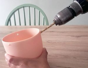 Créer un pot de fleurs et plantes à suspendre