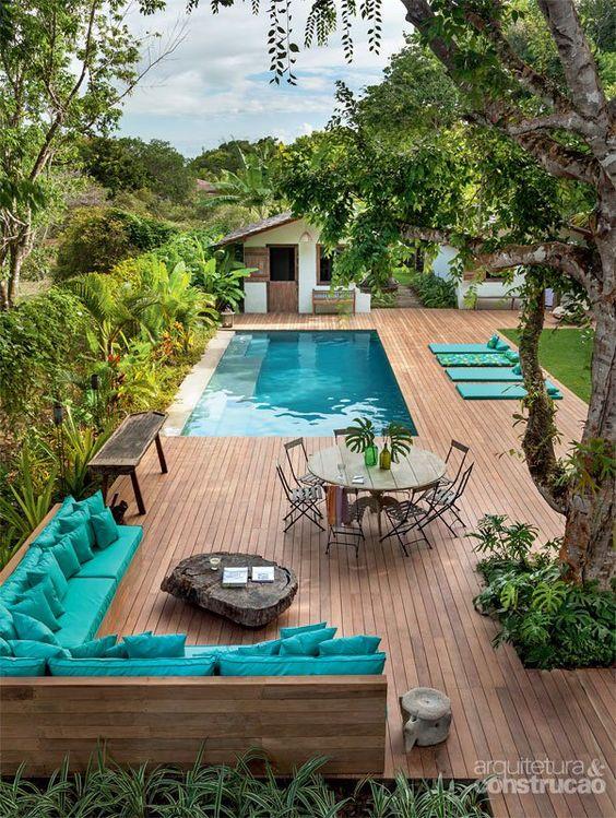 Id es pour am nager et d corer la terrasse pour l t for Idees pour amenager une terrasse