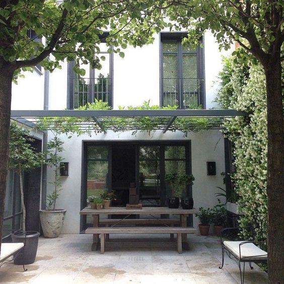 Id es pour am nager et d corer la terrasse pour l t decouvrirdesign - Amenager une terrasse exterieure ...