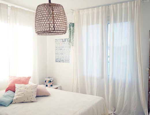 un nouveau décor pour ma chambre