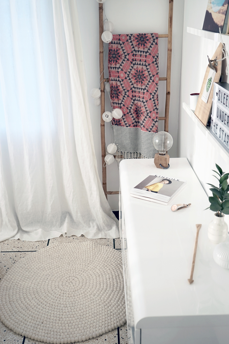 Chambre scandinave chic design de maison for Chambre boheme chic