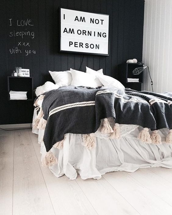 du linge de lit styl pour toutes les saisons decouvrirdesign. Black Bedroom Furniture Sets. Home Design Ideas